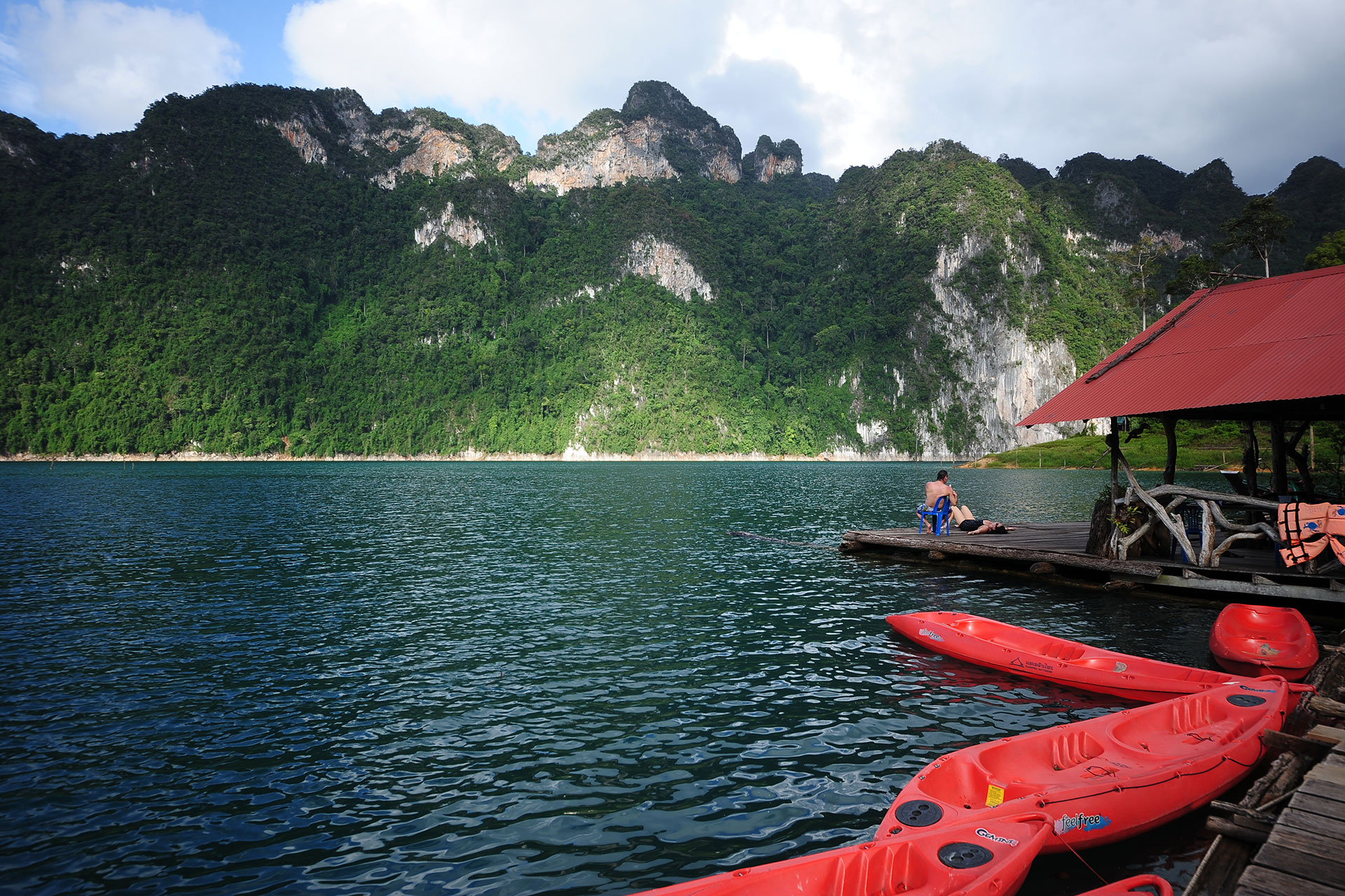 3 Days 2 Nights Khaosok & Cheow Lan Lake Discovery