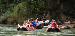 1 Day Trip Khao Sok Discovery (Canoeing)