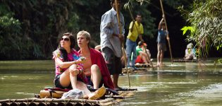 1 Day Trip Khao Sok Discovery (Bamboo Rafting)